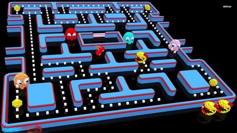Pacman Wallpapers Free Download