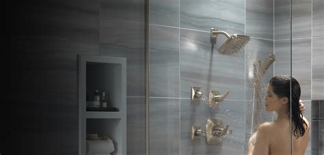 In Shower Your Shower Experience Shower Design Buying Guide