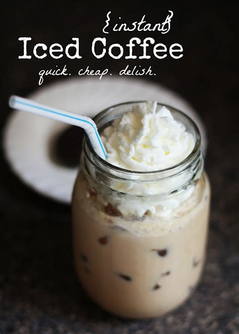 When you use our links, we may earn an affiliate commission. it's just Laine: {instant} Iced Coffee