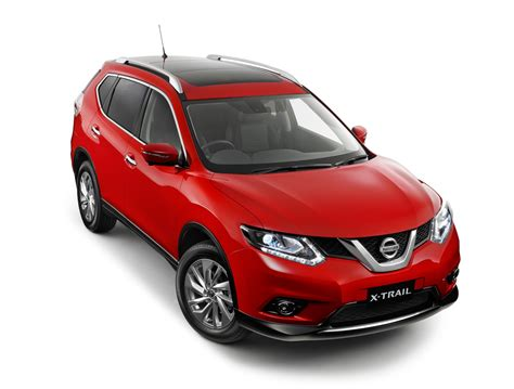 nissan  trail pricing  specifications