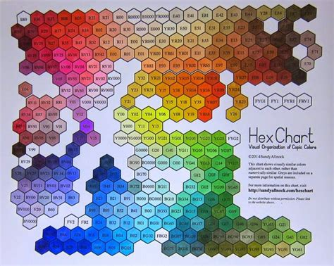copic color chart best 25 copic marker color chart ideas on