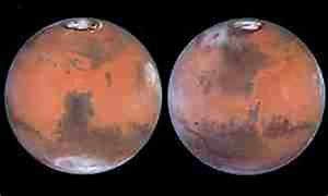 BBC News | SCI/TECH | Mars in pictures