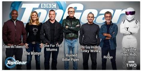 Top Gear Memes - new top gear line up prompts ridicule on twitter