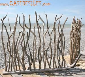 Bois Flotté Décoration : paravent bois flotte ~ Melissatoandfro.com Idées de Décoration