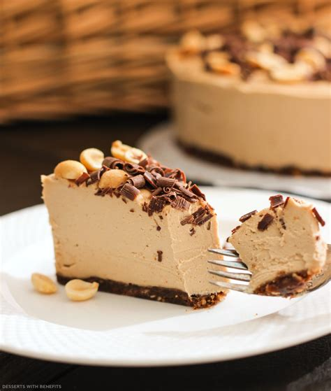 Desserts With Benefits Healthy Chocolate Peanut Butter Raw