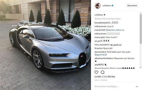 Neue Luxus Autos Fuer Abgeordnete by Abgefahren Hier Zeigt Cr7 Sein Neues Luxusauto Goal