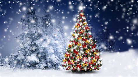 arboles de navidad con nieve arbol de navidad nieve bolas luces fondos de pantalla hd fondos de escritorio im 225 genes y