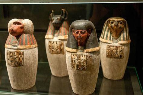 canap ik canopic jars ancient tombs mummy