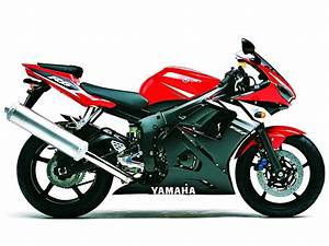 Yamaha Yzf-r6 Specs - 2002  2003