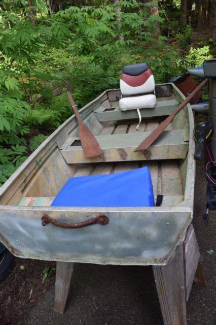Jon Boat Accessories by Jon Boat Minn Kota Motor Duck Boat Fishing Boat 10 Ft