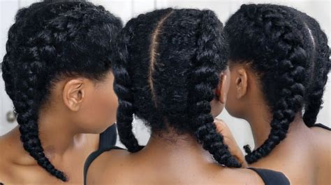 Easy Cornrow Hairstyles by How To Cornrow Braid For Beginners Clear Easy Steps