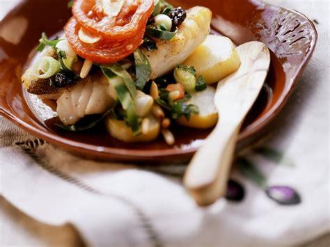 grouper baked vegetables eatsmarter recipe eat