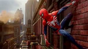 Marvel and Insomniac's Spider-Man PS4-exclusive game ...