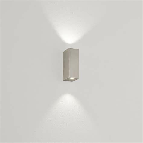 Astro Bedroom Wall Lights astro lighting bloc 2 light led bathroom wall fitting in