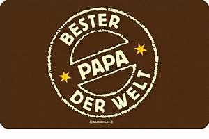 Bester Schließzylinder Der Welt : brettchen bester papa der welt ~ Buech-reservation.com Haus und Dekorationen