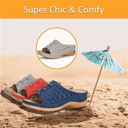 Toe Orthopedic Sandals Premium Soft Shoes Sole