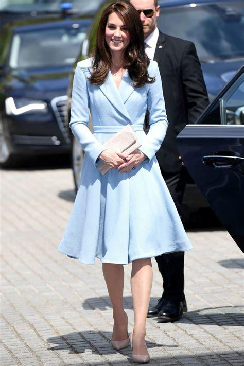 Kate Middleton Coat Dress Trend
