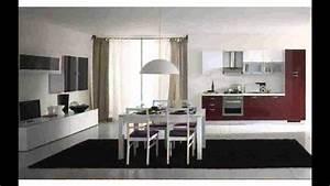 Come arredare cucina soggiorno nuovi youtube for Soggiorno cucina 20 mq