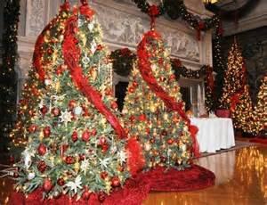 Biltmore Estate at Christmas Tree