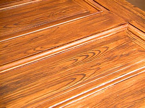 How To Paint A Faux Wood Grain How To Diy Network Ask