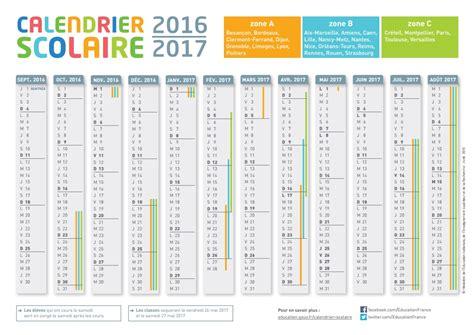 bureau de change nantes le calendrier de l 39 ée scolaire 2016 2017 du
