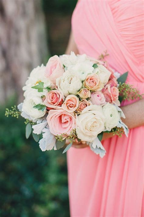 wedding bouquet pink  white bouquet  weddbook
