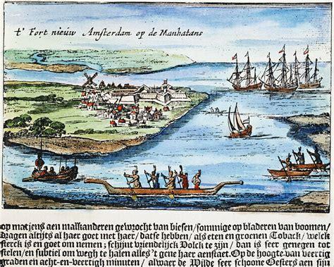 Dutch Settlement of New Amsterdam