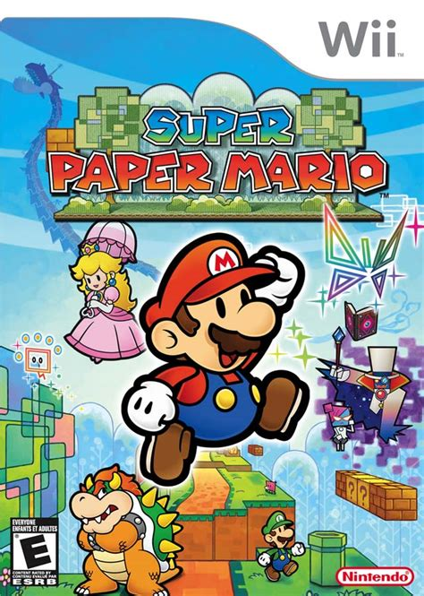 Super Paper Mario Wii Iso Download