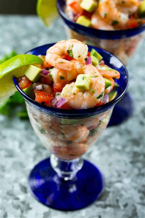 mexican shrimp cocktail recipe healthy fitness meals
