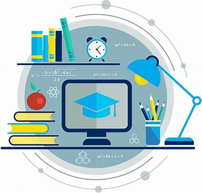 Learning Resources Distance Virtual Education Icon Academy