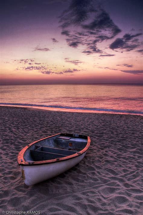 lever de soleil sur la plage leucate aude 11