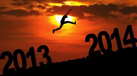 배경 화면 2013 도약 2014, 일몰, 하늘, 구름, 사람, 창조적 인 사진 2560x1440 Qhd