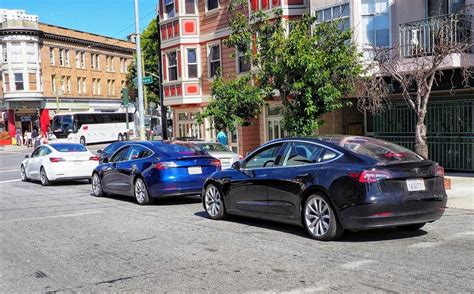 Tesla Model 3 First Test Drives Hit The Road In The U.s