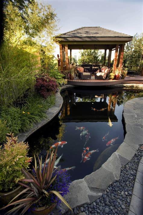 backyard place 10 wonderful and cheap diy idea for your garden 1 koi dangles and diy ideas