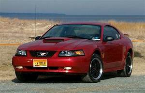 Laser Red 2002 Ford Mustang GT Coupe - MustangAttitude.com Photo Detail