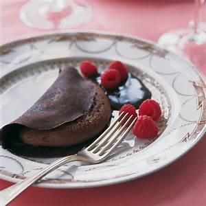 Chocolate Crepe Souffle Recipe Martha Stewart
