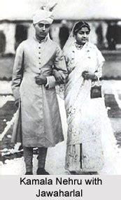 kamala nehru indian freedom fighter