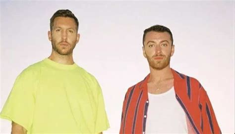 Calvin Harris Y Sam Smith Publican El Single 'promises
