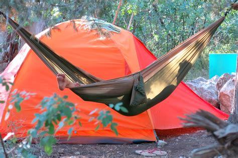 hammock  hiking sleep apnea solution
