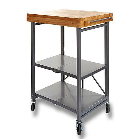 folding kitchen island this would work for you this folds almost flat and 1040