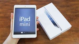 Apple iPad Mini Unboxing! (In-Depth iPad Mini Unboxing ...