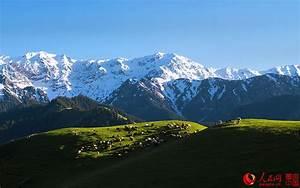 Fascinating scenery of Guozigou in NW China's Xinjiang ...