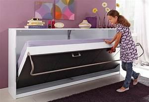 Bett Im Schrank Integriert : klappbett online kaufen otto ~ Frokenaadalensverden.com Haus und Dekorationen