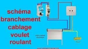 Branchement Volet Roulant électrique : schema electrique ~ Melissatoandfro.com Idées de Décoration