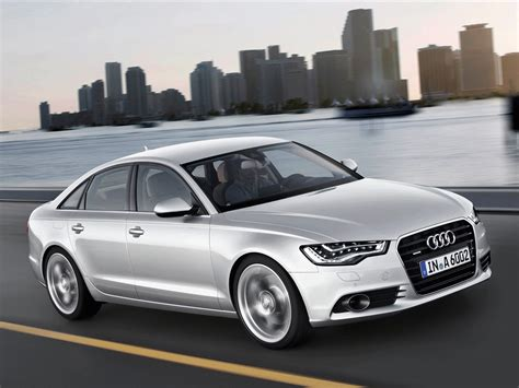 Car Pictures Audi A6 2018