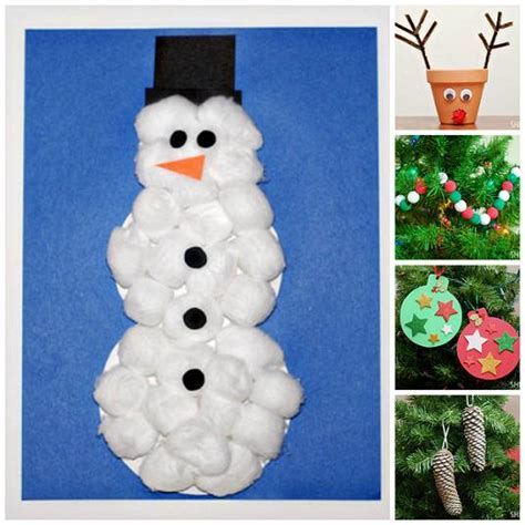 5 super easy and fun christmas crafts diy cozy home
