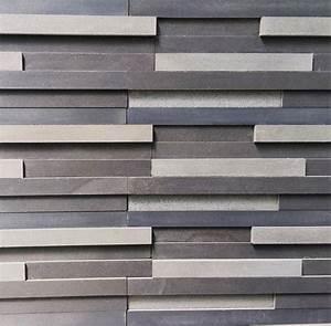 Stone Cladding in Natural Bluestone 3D effect