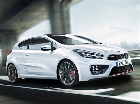 2018 Kia Proceed Gt Official Photos Forcegtcom