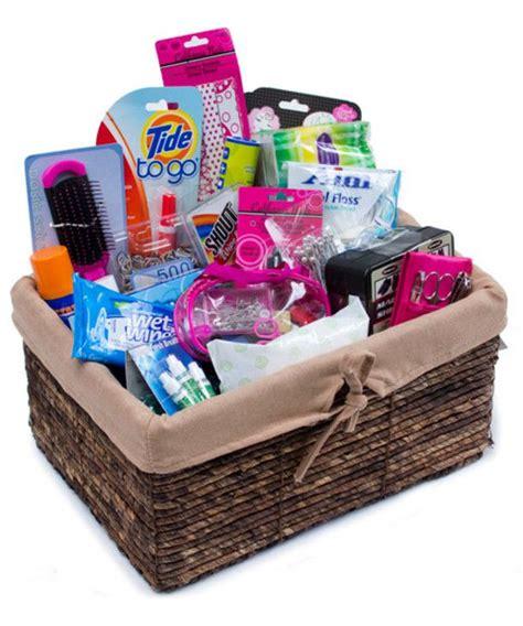 bathroom gift ideas bathroom kit list going away to college gift basket