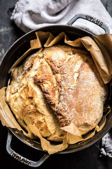 cheaters  knead dutch oven sourdough bread  baked harvest